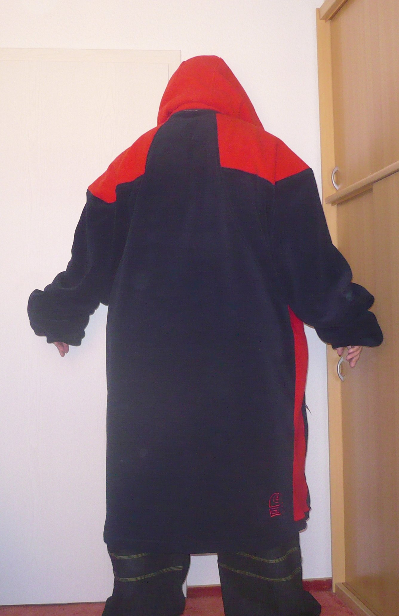 53'' Tall Fleece Jacket
