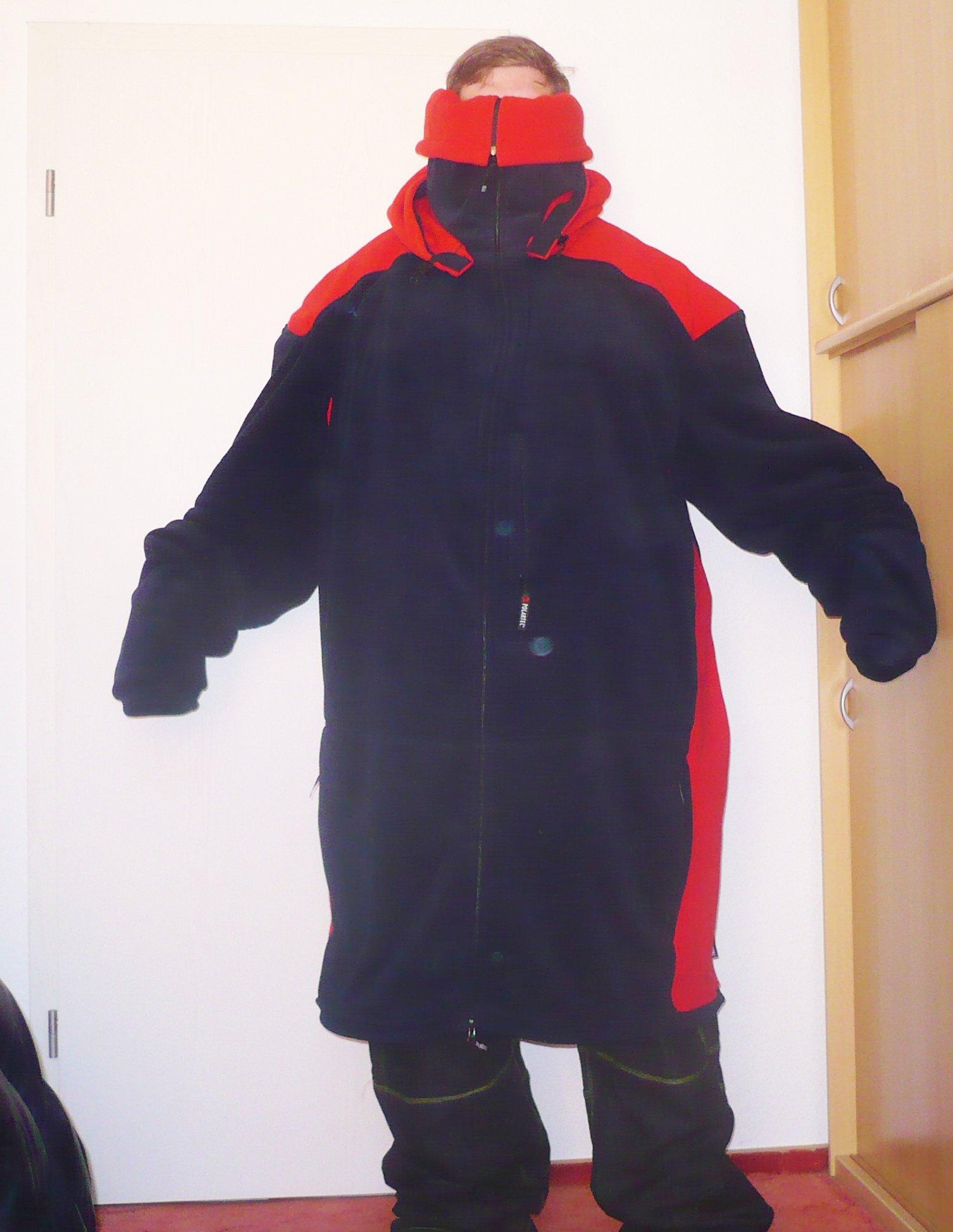 53'' Tall Fleece Jacket