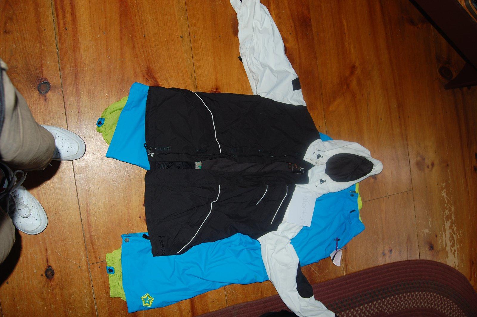 Shaun White Burton Jacket