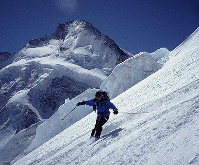 My skiing holidays