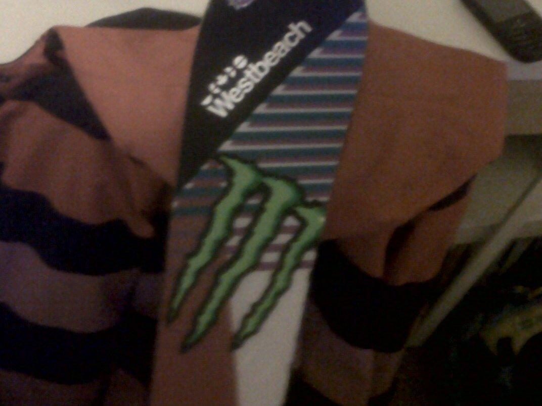 Monster stickerr :D