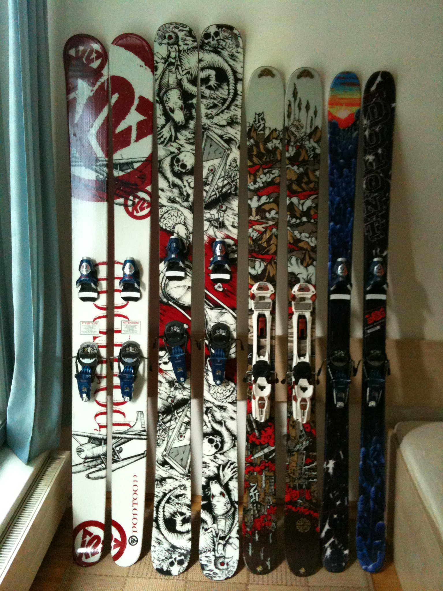 Updated Quiver
