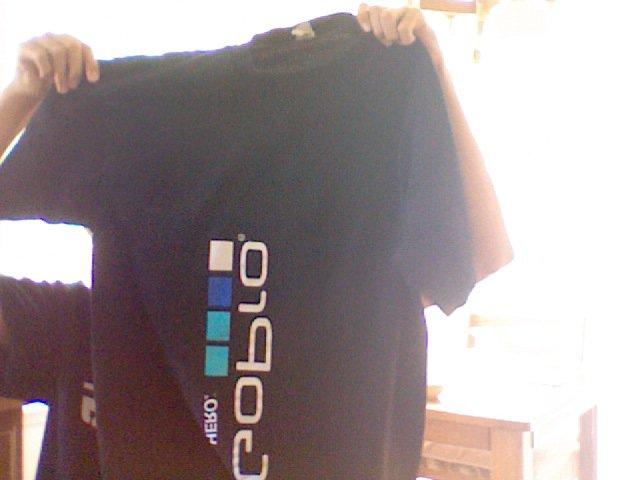 Go pro tshirt