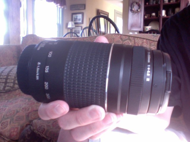 Canon 75-300 for sale