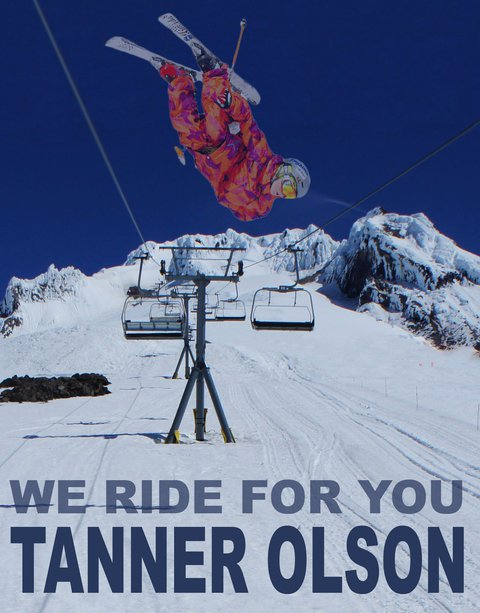 WE RIDE FOR YOU