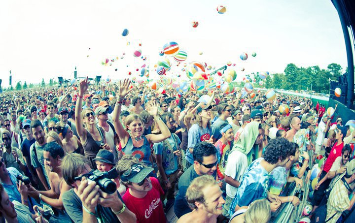Phish SBIX Beach Ball Party!!!