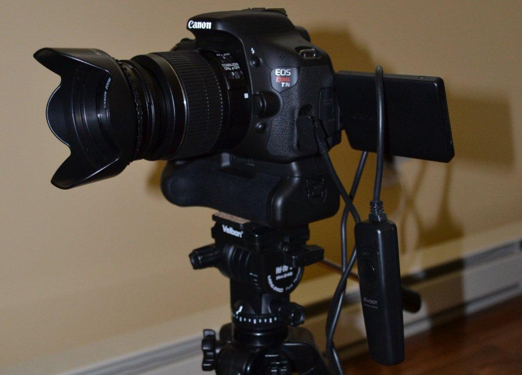 Canon T3i  accessories