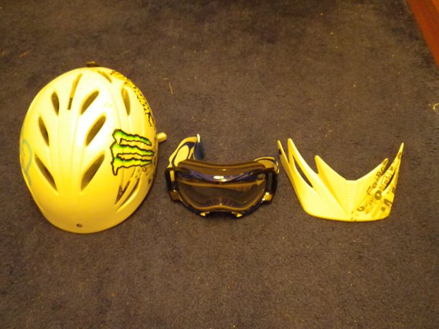 Helmet / Goggles / Visor