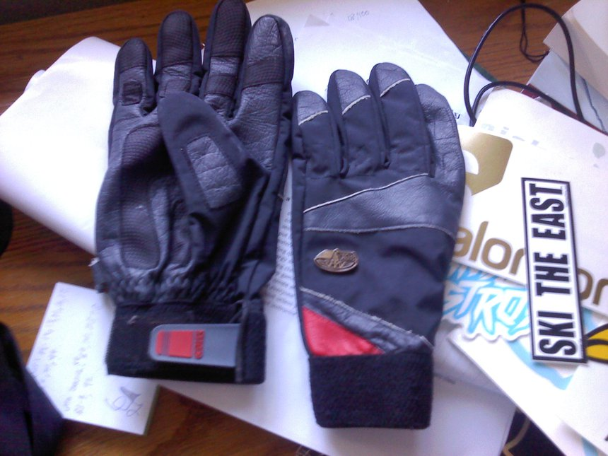 Park gloves