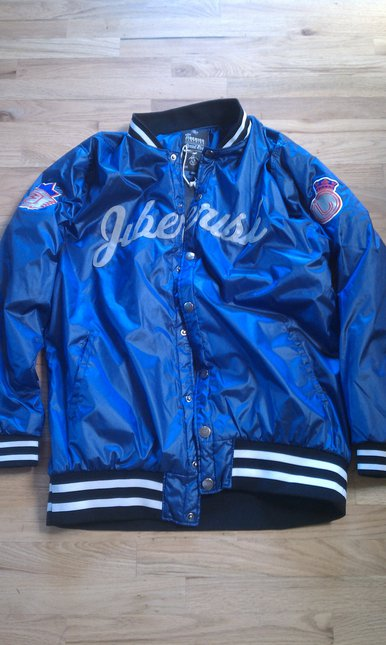 Jiberish banks jacket