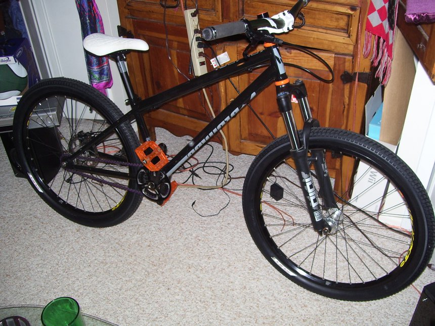 Atom lab pimp2 dirtjumper for sale