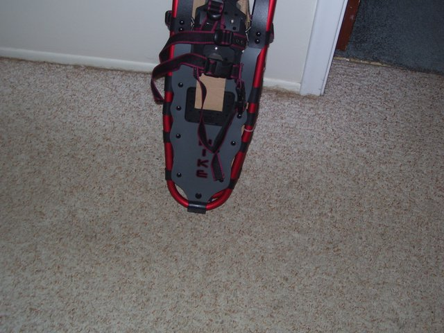 Backcountry snowshoes for sale new never used for sale