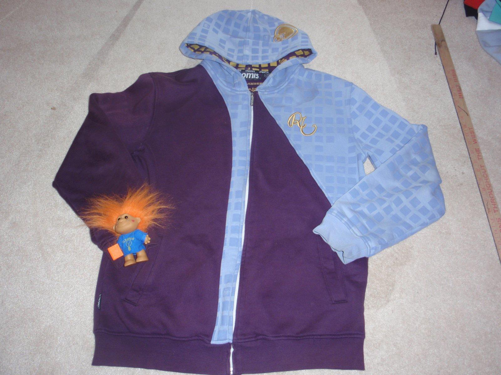 Nomis hoodie