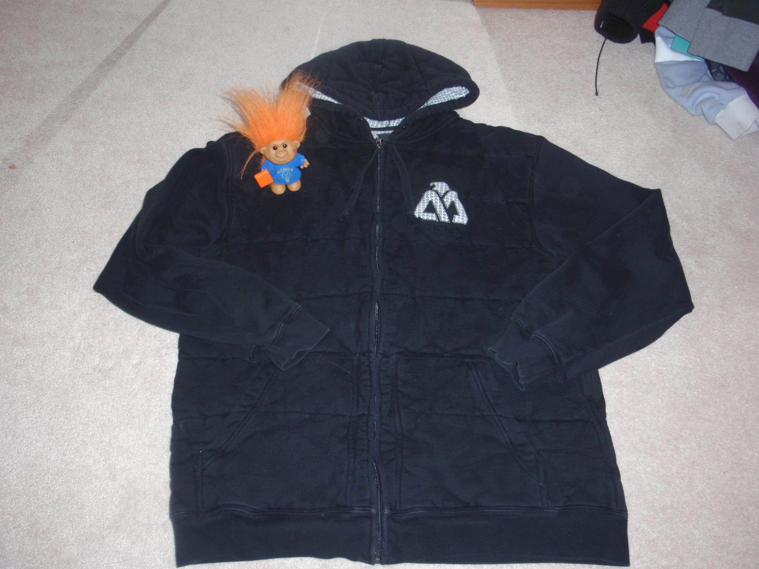 Matix hoodie