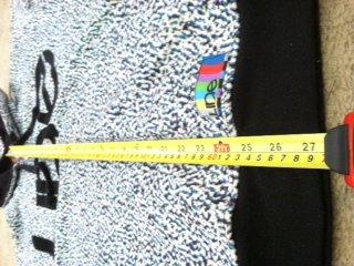 Zipper Length