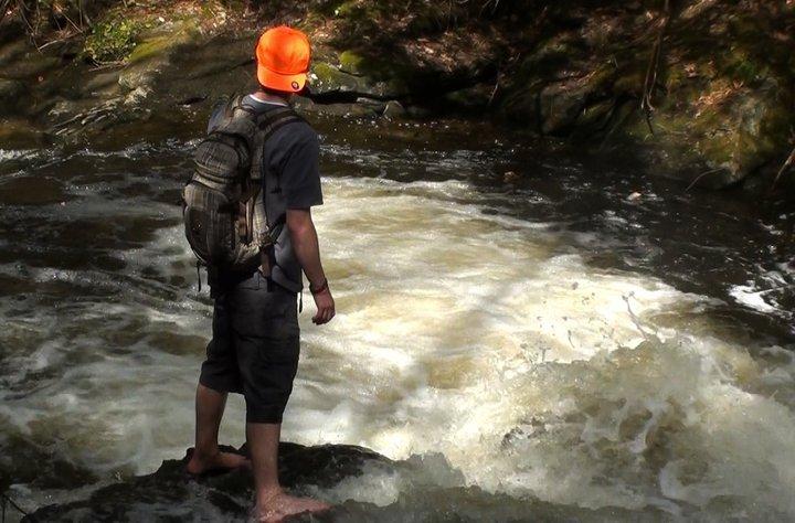 Roam'n down the river