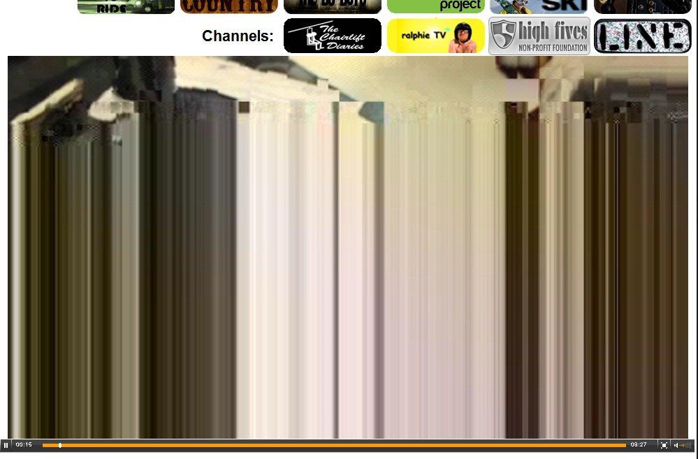 Media Player Fail