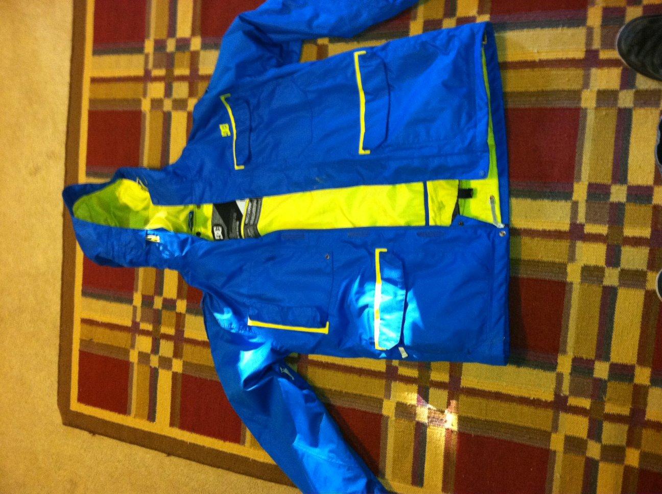 Fs blue dc jacket- large