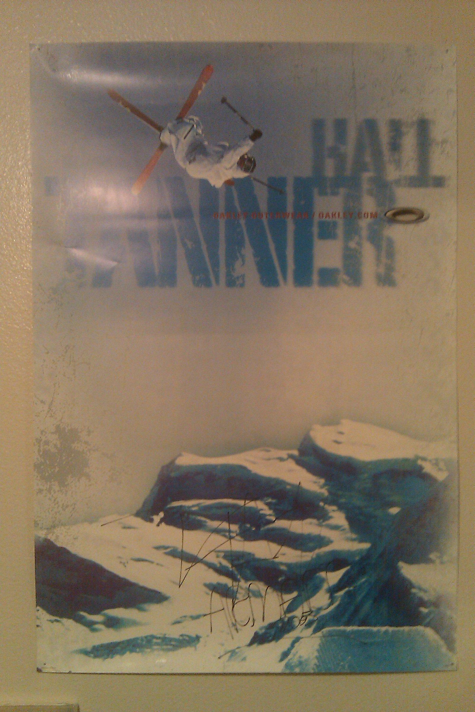 Oakley Tanner Hall 2003