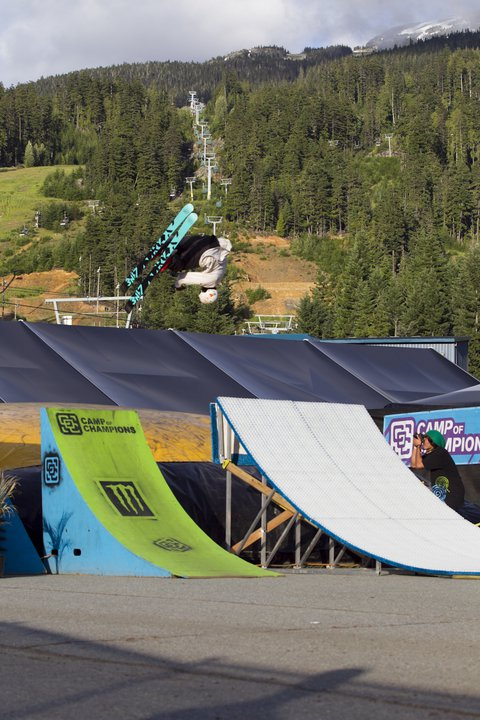 The Camp of Champions - The Launcher