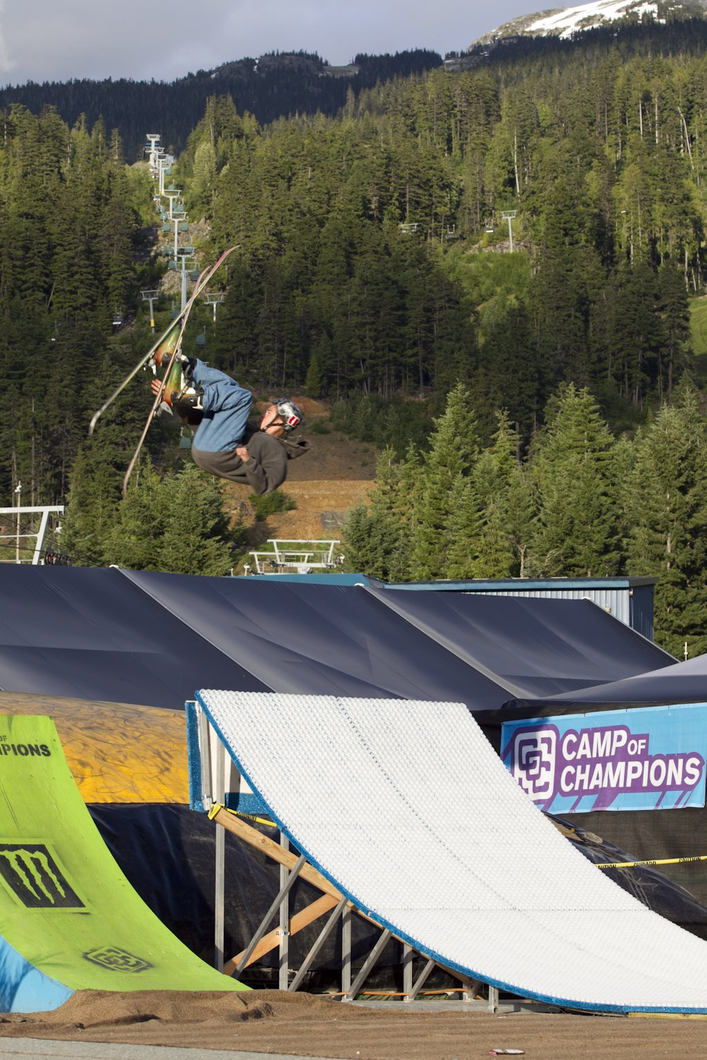The Camp of Champions - The Launcher - 3 of 15