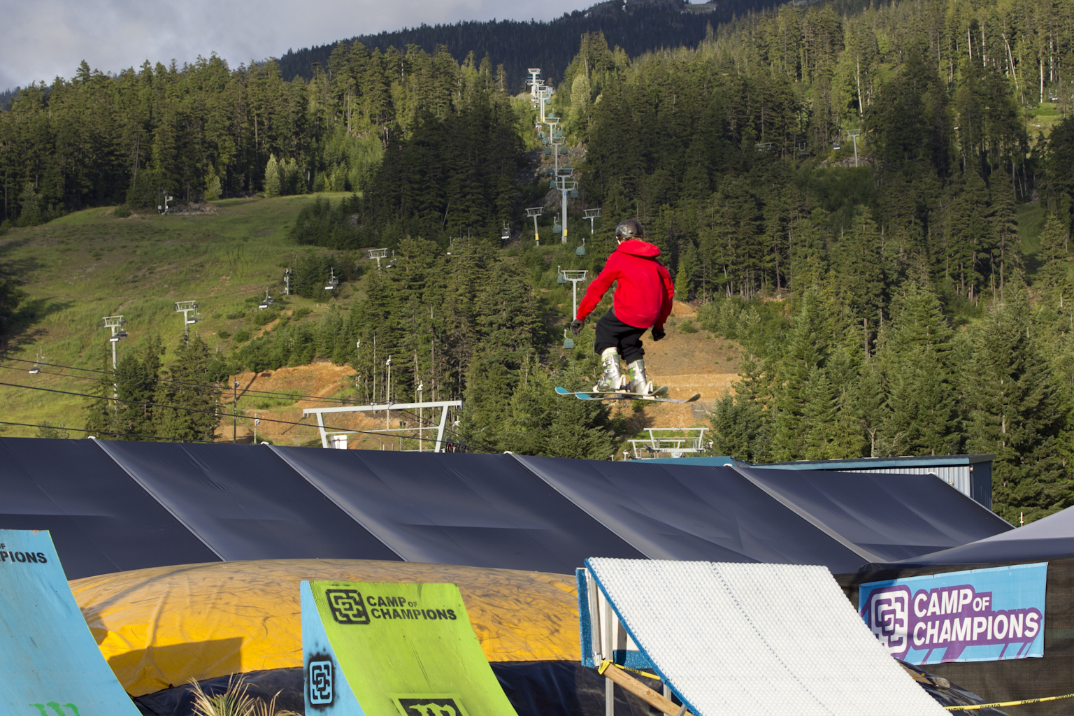 The Camp of Champions - The Launcher - 6 of 15