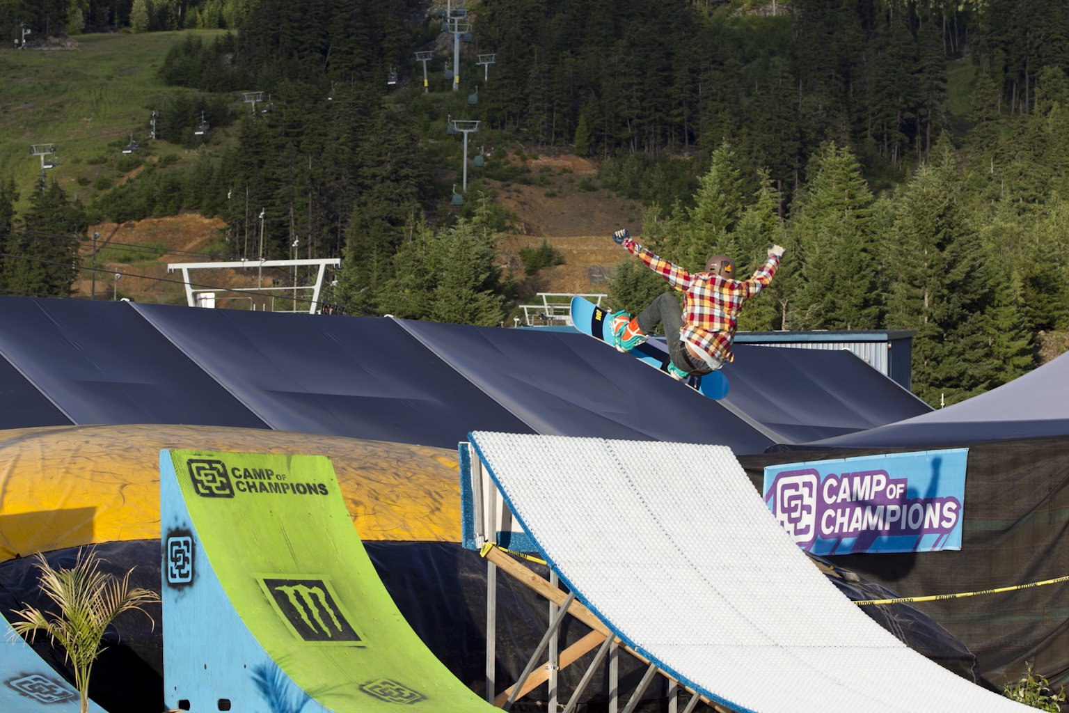 The Camp of Champions - The Launcher - 7 of 15