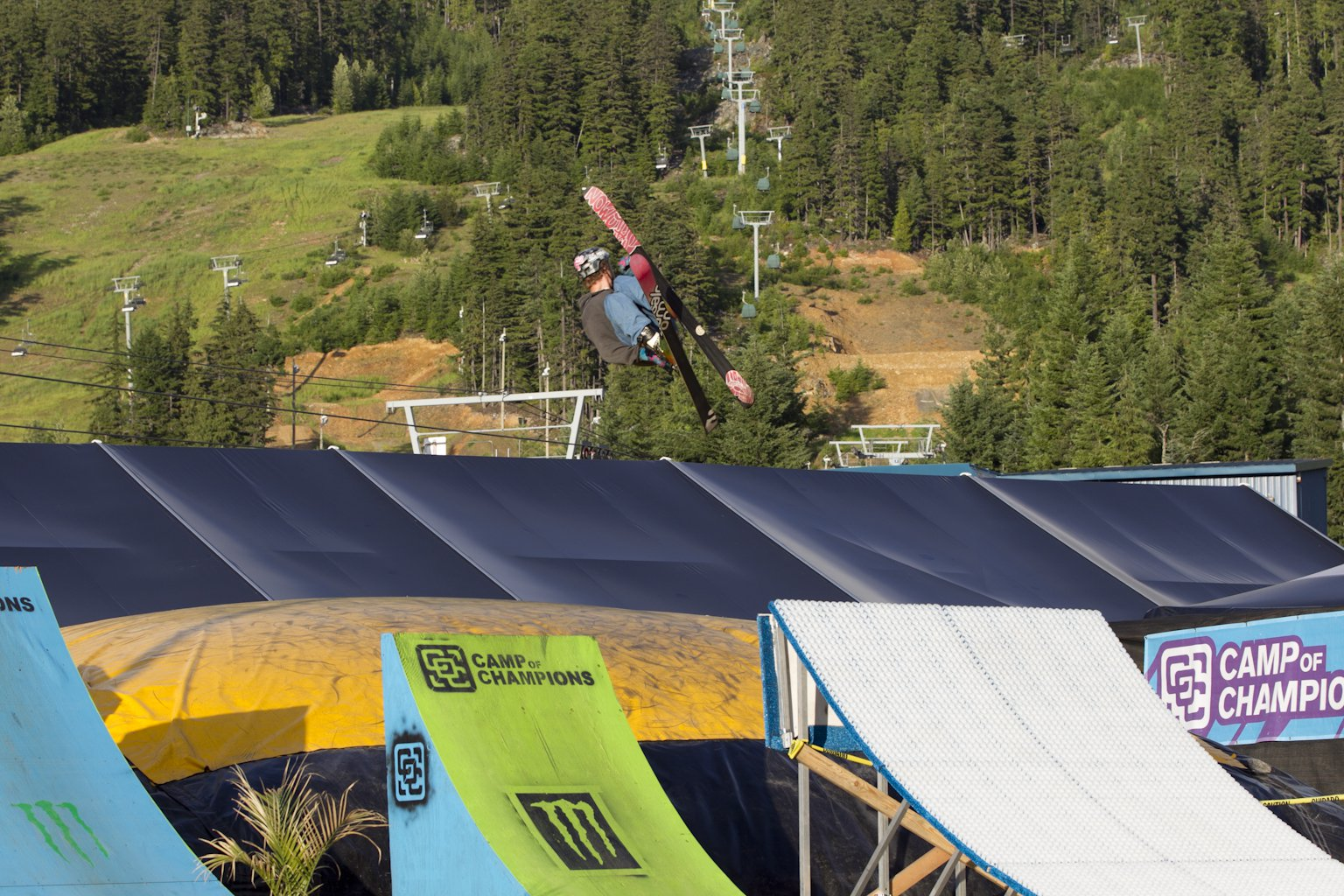 The Camp of Champions - The Launcher - 10 of 15