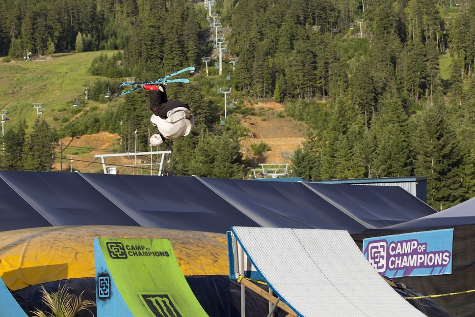 The Camp of Champions - The Launcher - 12 of 15
