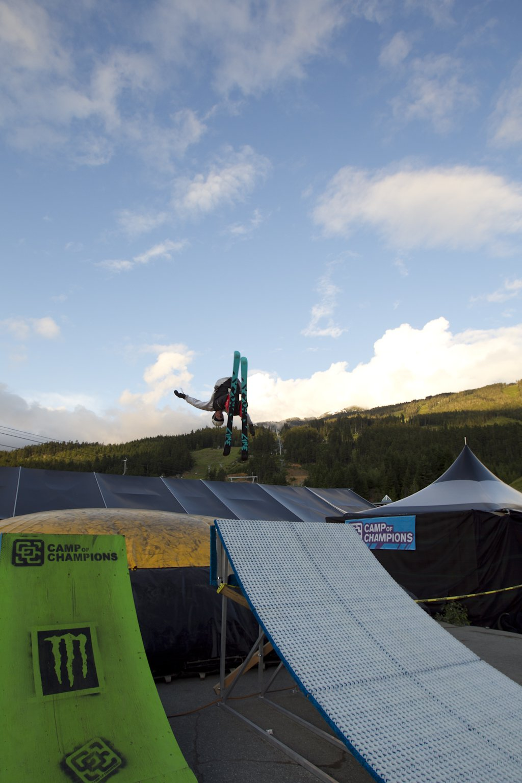 The Camp of Champions - The Launcher - 14 of 15