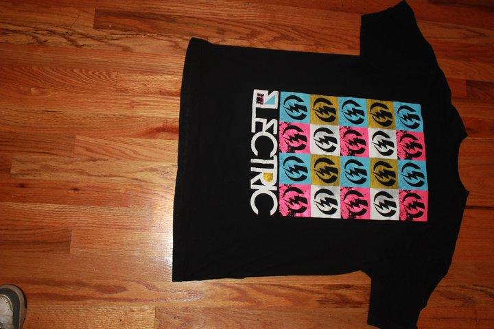 Xl electric shirt