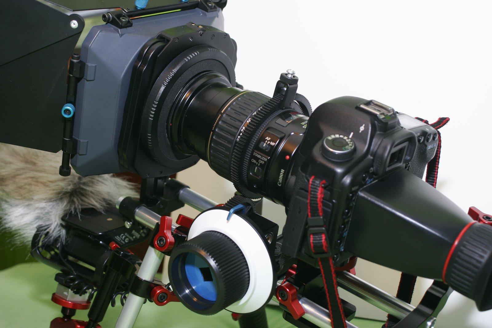 Camera Rig Detail 1