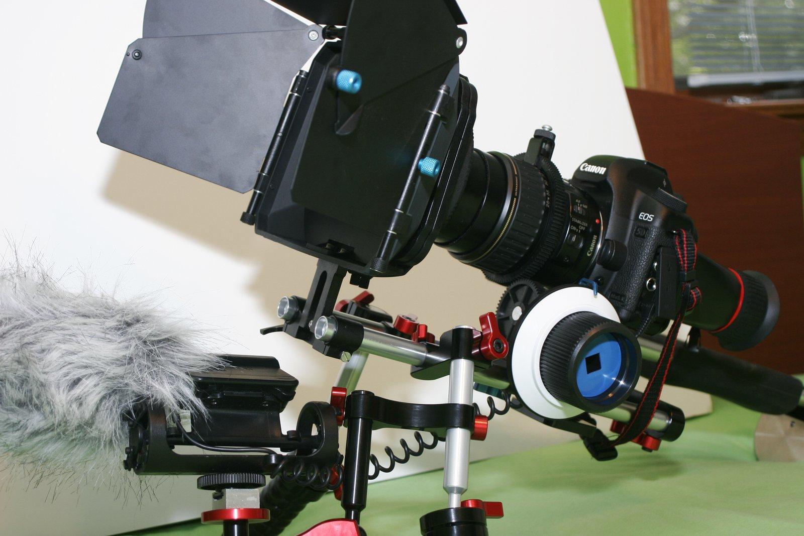 Camera Rig Detail 2