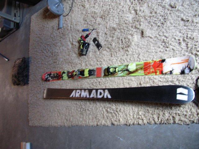 For Sale: 2010/2011 Armada ARV 175cm