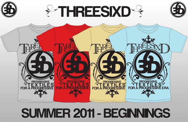Summer 2011 Logo T's