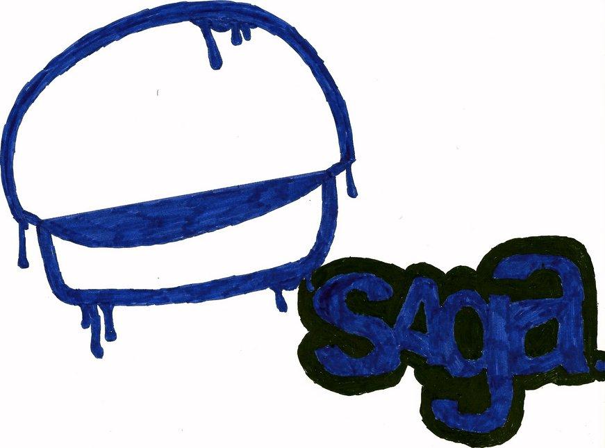 Saga Drawing