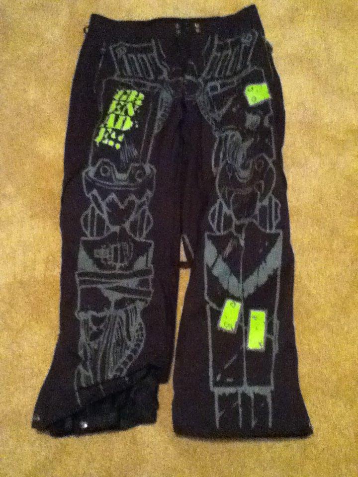 Grenade pants