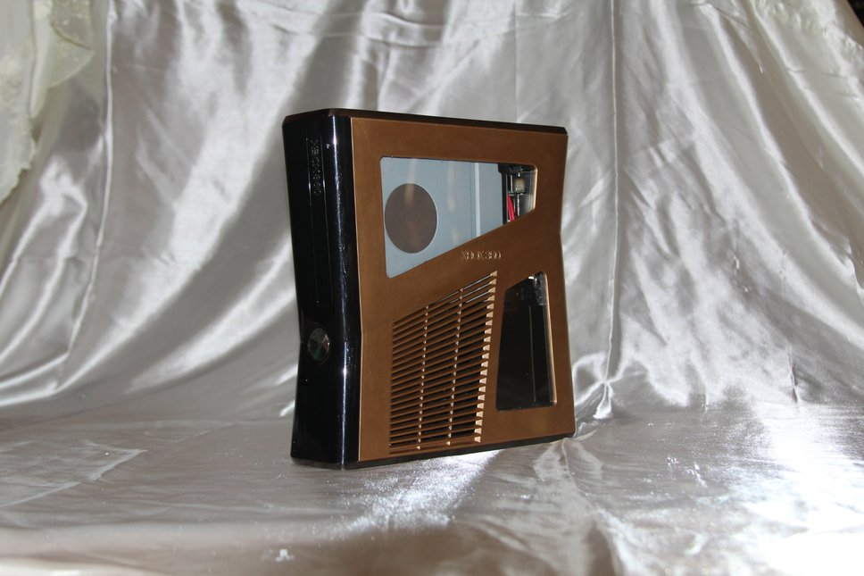 Custom Xbox 360 250 GB hard drive for sale!