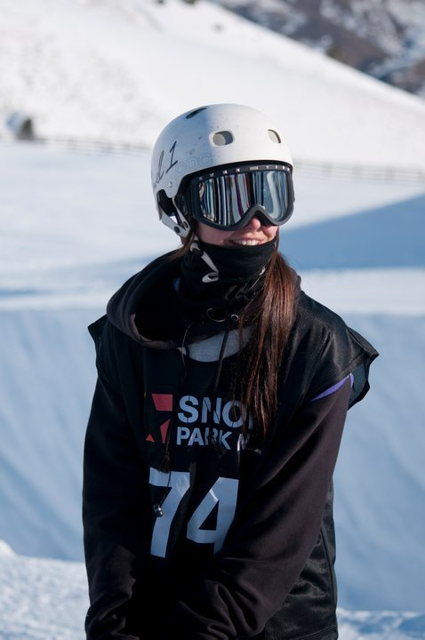 Contest at Snowpark