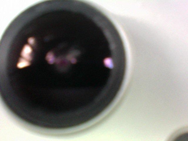 Chip in gopro lens