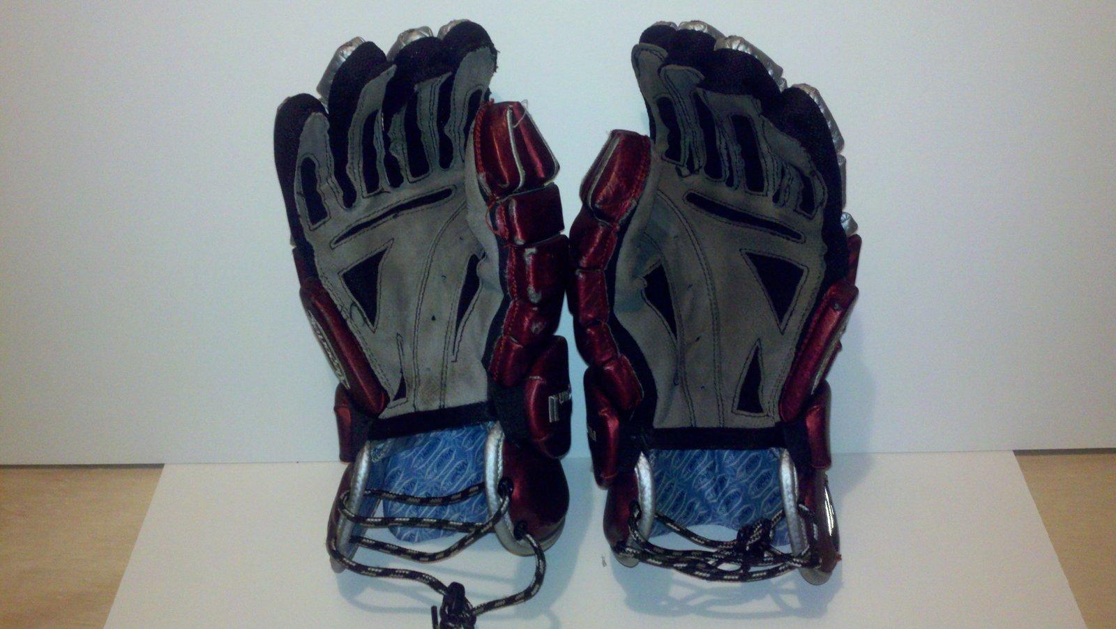 Warrior gloves 2