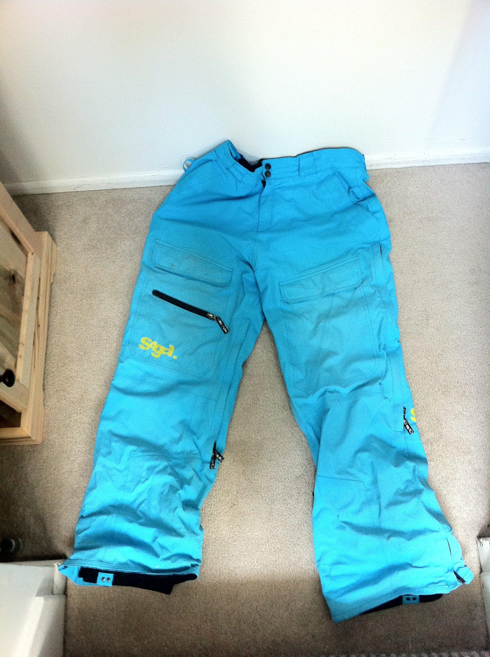 Saga HybridTOO pants L