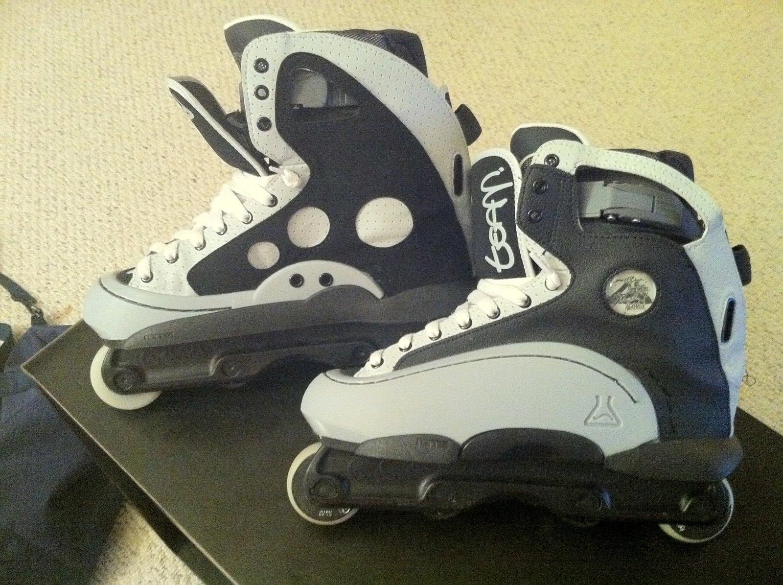 Remz 08 three skates size 8