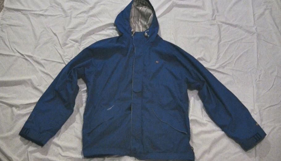 Foursquare Jacket 5K