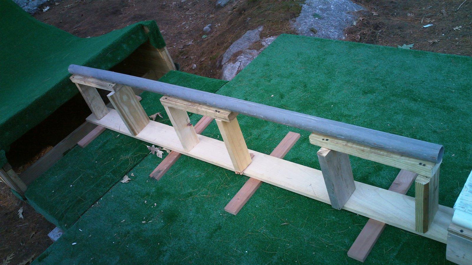 Shorter flat rail