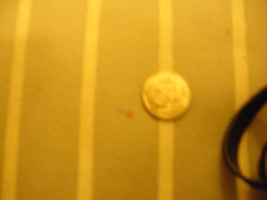 Tiny stain