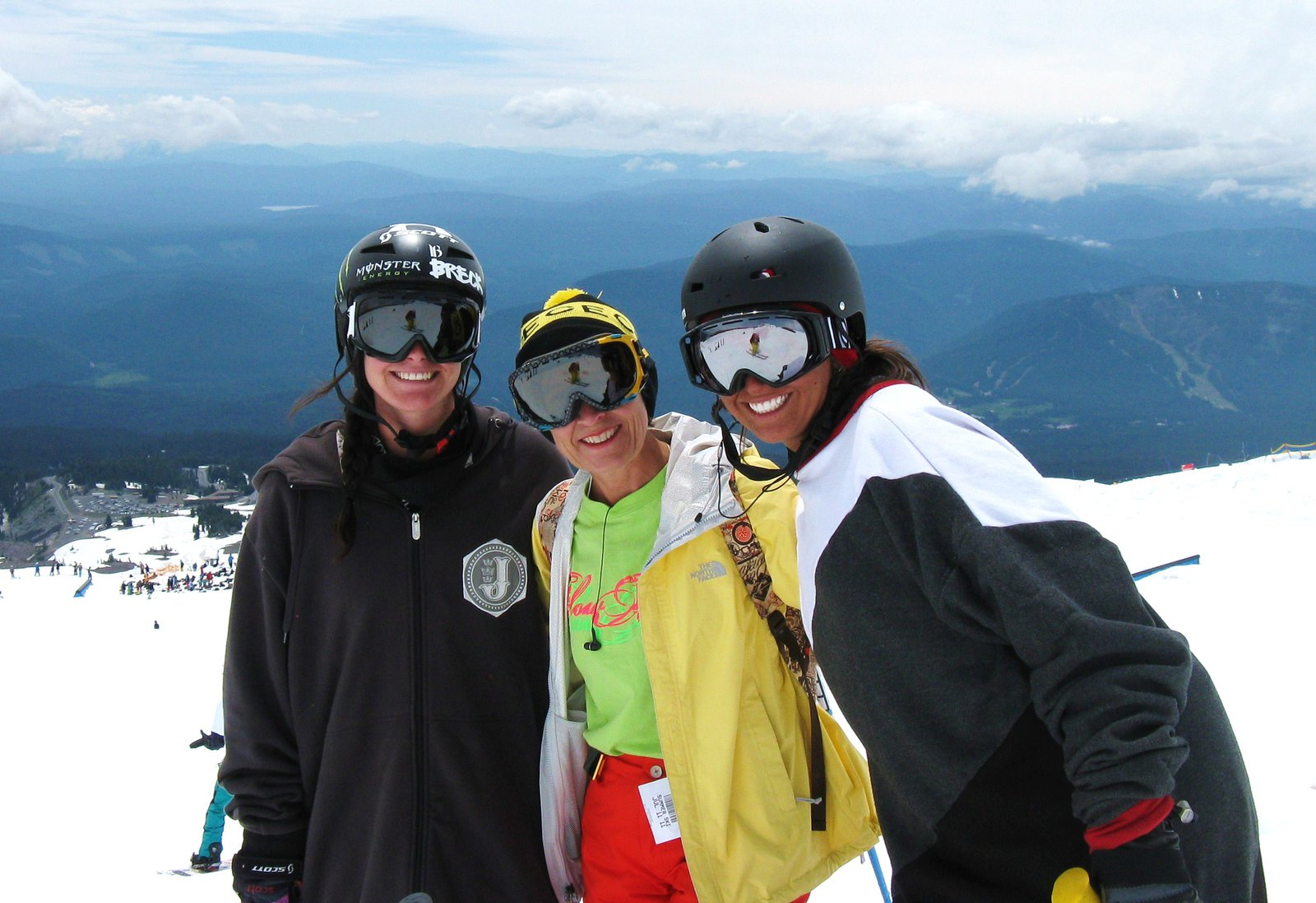 Keri Herman, me and Ashley Battersby!