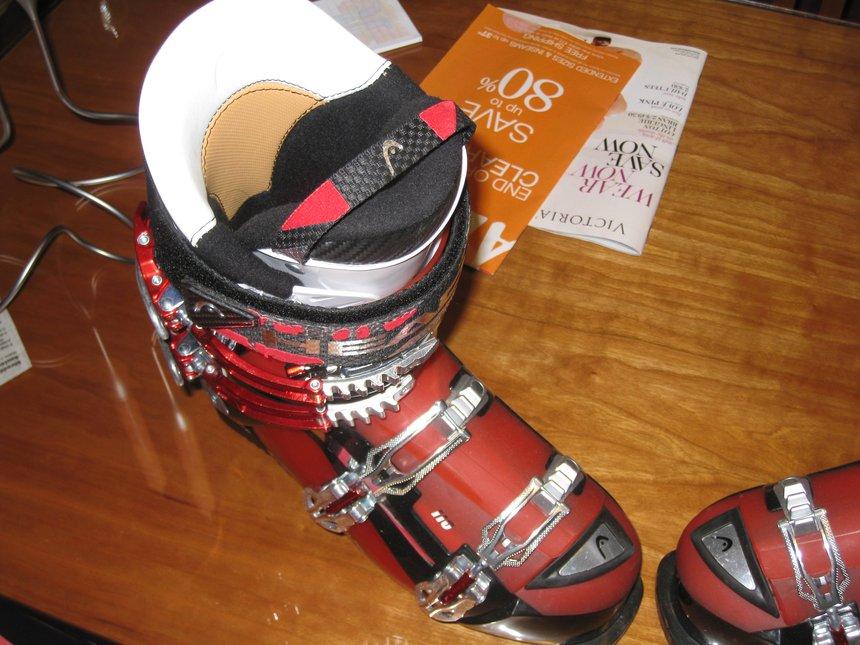 Head ski boot 4