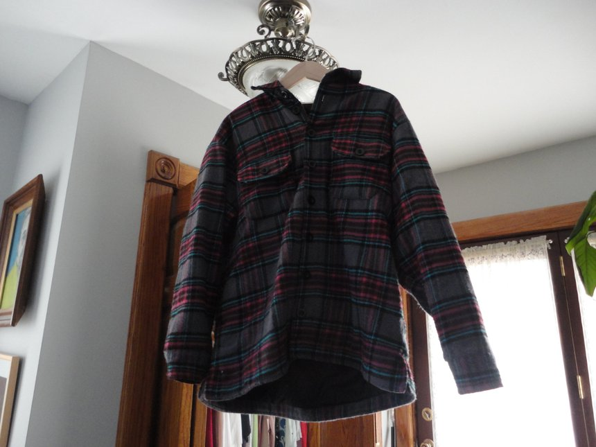 Jiberish Rasp Flannel