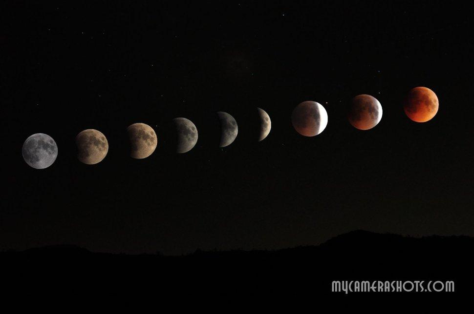 Lunar Eclipse - June 2011